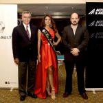 Renault participó en el Encuentro de Miss Ecuador de todos los tiempos