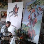 Del 1 al 17 de septiembre: Exposición del maestro Luis Miranda en el Museo Municipal