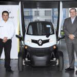 Renault Twizy, solución para un transporte urbano responsable