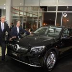 Mercedes-Benz presentó su nuevo GLC Coupé