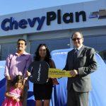 Más sueños se cumplen de la mano de ChevyPlan