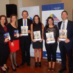 El Comité Visit USA Ecuador reunió a la industria turística del país en el evento: Bingo & Vino 2017