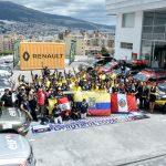 """Renault Ecuador da la bienvenida al Club Duster Perú en su travesía """"La Ruta de los Andes"""""""