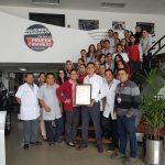 AUTOMOTORES Y ANEXOS S.A., REPRESENTANTE DE NISSAN EN ECUADOR, RECIBIÓ UN IMPORTANTE RECONOCIMIENTO ...