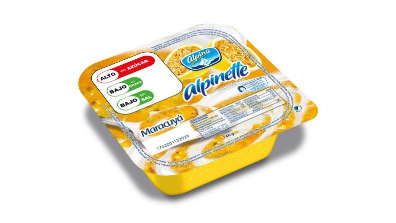 Alpinette presenta su nuevo sabor maracuyá