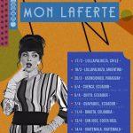 Mon Laferte anuncia nuevos conciertos en el continente