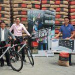 Cemento Holcim Fuerte premió la fidelidad de sus clientes de Quito
