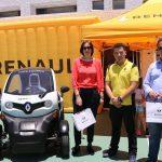 Renault Twizy fue parte del primer torneo de robótica VEX de la NASA en Ecuador