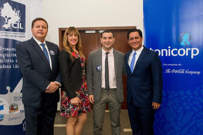 "TONICORP PARTICIPÓ EN EL IX FORO LECHERO INTERNACIONAL ""VIVE SANO ECUADOR"""