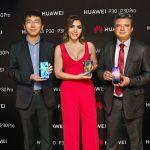 HUAWEI lanza oficialmente la serie HUAWEI P30 en Ecuador