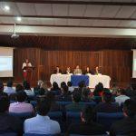 El Secap y el Consorcio Línea 1 del Metro de Quito entregan los Certificados de Capacitación a los trabajadores