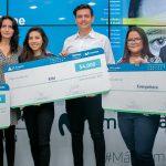 Fundación Telefónica Ecuador premia a jóvenes emprendedores con capital semilla