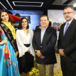 RENAULT JUNTO A MISS ECUADOR DESLUMBRARON EN EL AUTOSHOW 2019