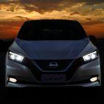 Nissan LEAF muestra el alto desempeño de un vehículo eléctrico