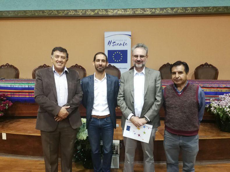Unión Europea apoya el manejo equitativo de tierras del país