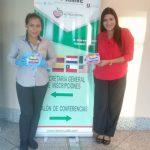 LA HOLANDESA PARTICIPÓ DEL CONGRESO INTERNACIONAL DE NUTRICIÓN CLÍNICA