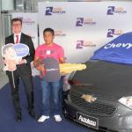 NUEVO GERENTE GENERAL DE CHEVYPLAN ENTREGA AUTOS CHEVROLET EN GUAYAQUIL