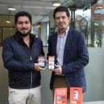 Empresarios ecuatorianos presentan PICK N' SAVE