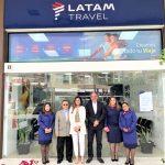 LATAM Travel presenta su oficina de atención en Manta