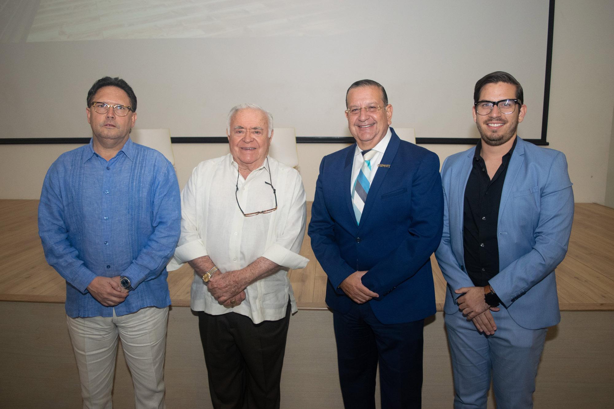Simón Pedro Barceló, empresario inversionista español dictó Conferencia sobre el turismo de Ecuador y Guayaquil como capital de nuevo destino