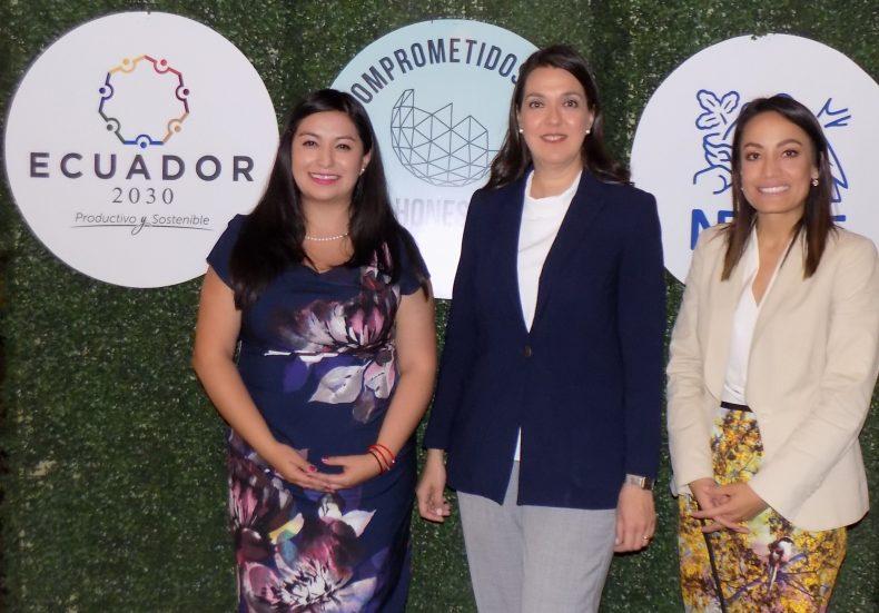 """""""ECUADOR 2030"""" PRESENTA EL PROGRAMA PILOTO DE LA RED EMPRESARIAL DE TRANSPARENCIA"""