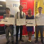 Amcham Quito premia a jóvenes emprendedores