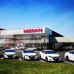 Nissan reapertura su red de concesionarios
