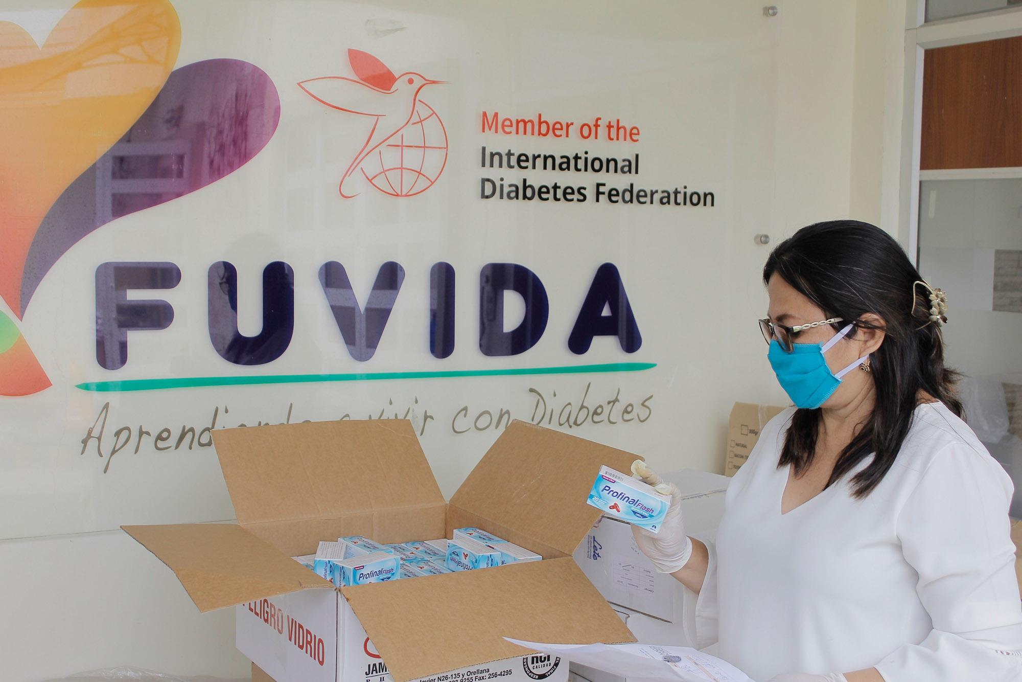 VITA SANUS, Banco de Medicinas ofrece aporte a personas vulnerables en pandemia