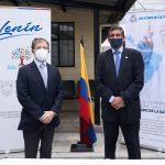 Simed dona pruebas para detección de Covid a centros de privación de libertad de la Zona 9