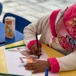 Leche Gloria celebró la navidad a niños en situación de trabajo infantil.