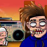CHiLLiN - 3 street song (Video Animado )